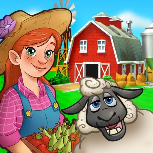 Ферма мечты:райская Farm Games
