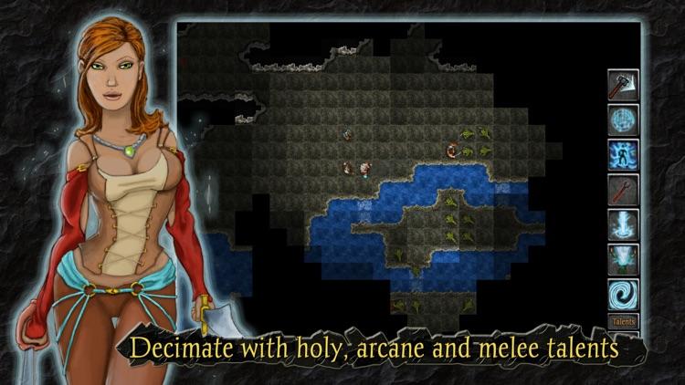 Heroes of Steel RPG screenshot-3