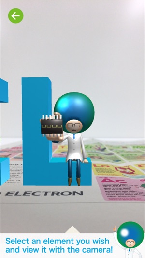 Ar periodic table of elements on the app store urtaz Image collections