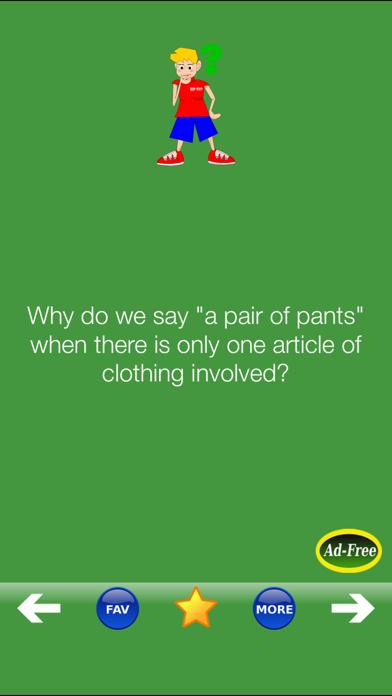 Funny Dumb Questions & Beyond! screenshot one