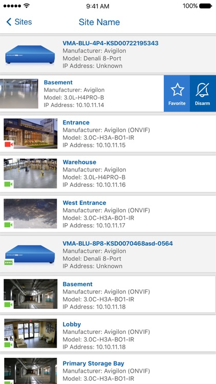 Avigilon Blue screenshot-6