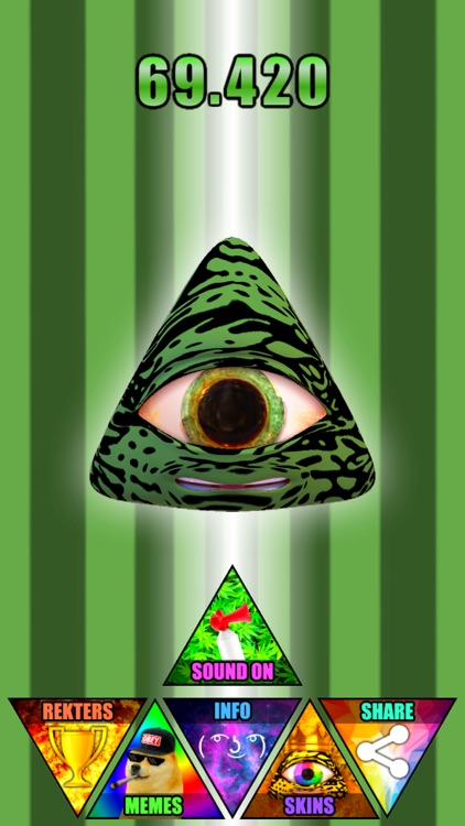 Illuminati: MLG Clicker screenshot-0