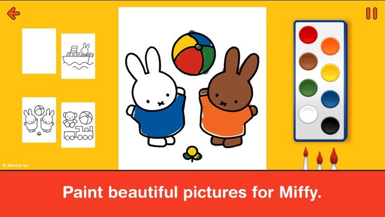 Miffy's World screenshot-0