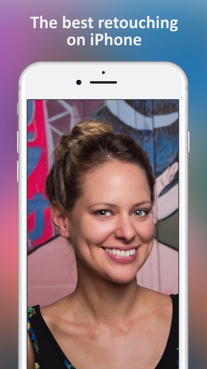 Facetune2: Selfie Editor & Cam Screenshot