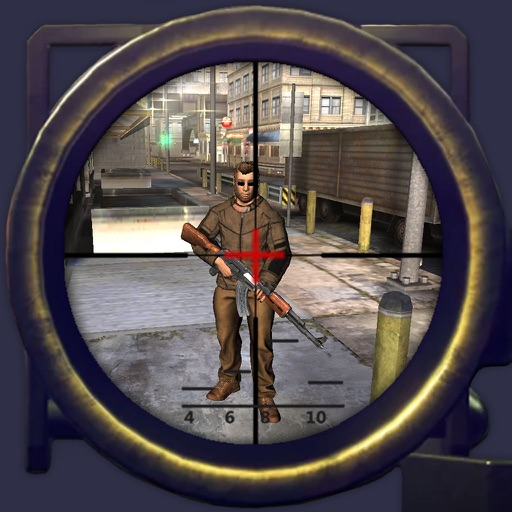 Городской снайпер 3D стрельба