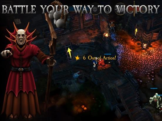 Mordheim: Warband Skirmish Screenshots