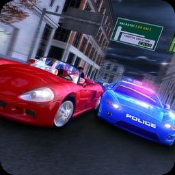 Police Vs City Car Gang