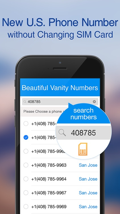 Telos Second Phone Number App screenshot-3