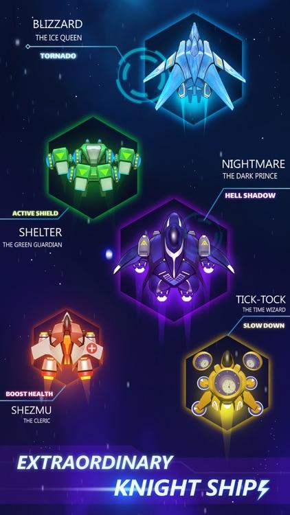 Galaxy Strike: Space Shooting Squadron