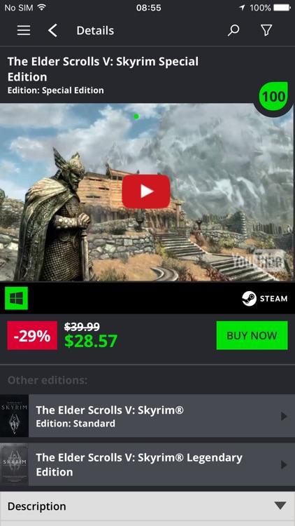 Green Man Gaming screenshot-3