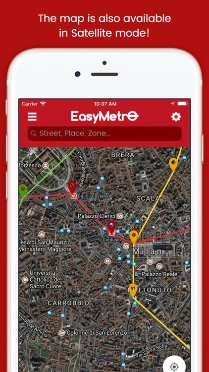 EasyMetro ATM Milan screenshot-4