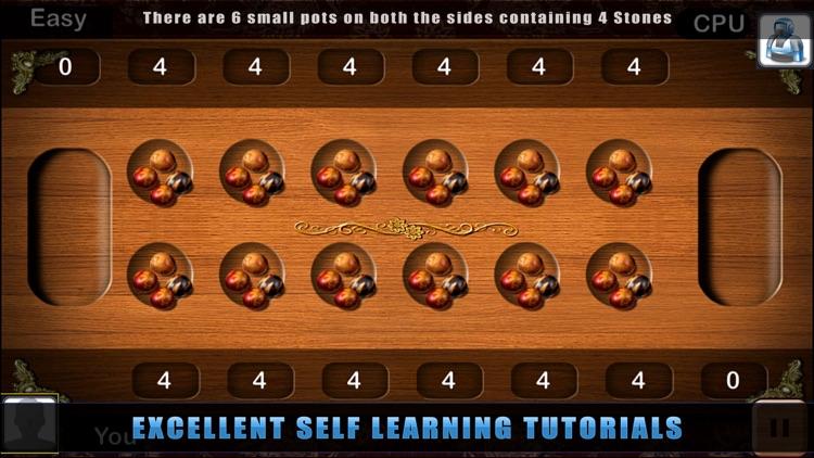 Mancala : Board Game screenshot-3