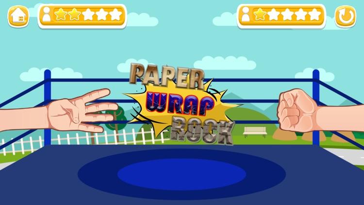 Rock Paper Scissor Epic War screenshot-3