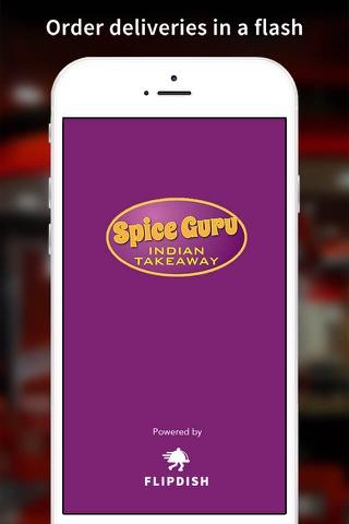 Spice Guru Indian Takeaway - náhled