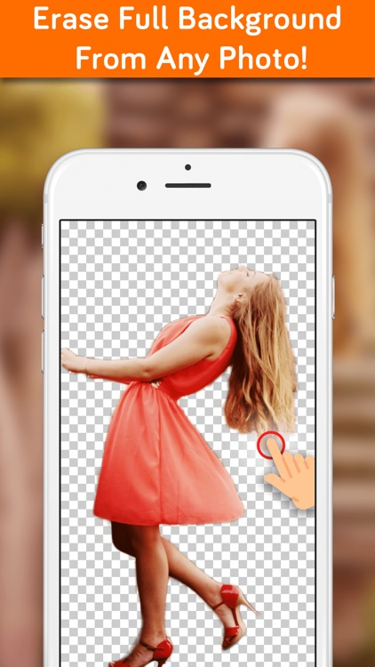 Photo Background Erase Remover