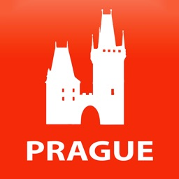 Praha travel map guide 2018