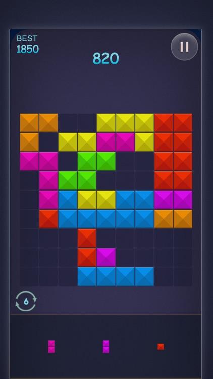 Block Puzzle: Brick Block 1010 screenshot-4