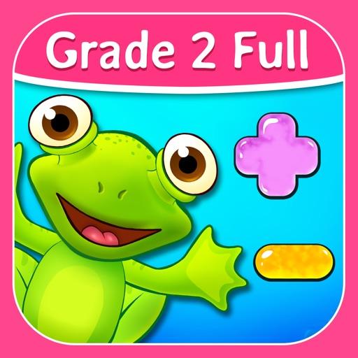 Second Grade Splash Math Games