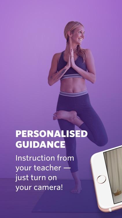 Yogaia: Live Yoga Classes screenshot-0