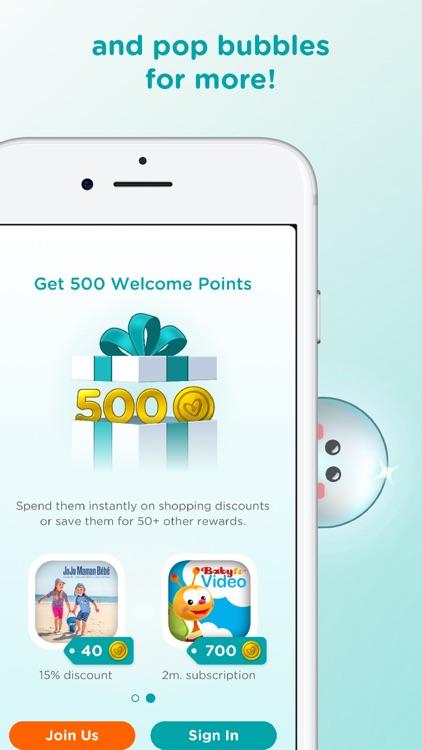 Pampers Club: Rewards & Deals screenshot-4