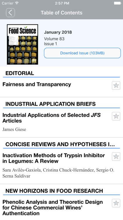 Journal of Food Science screenshot-4