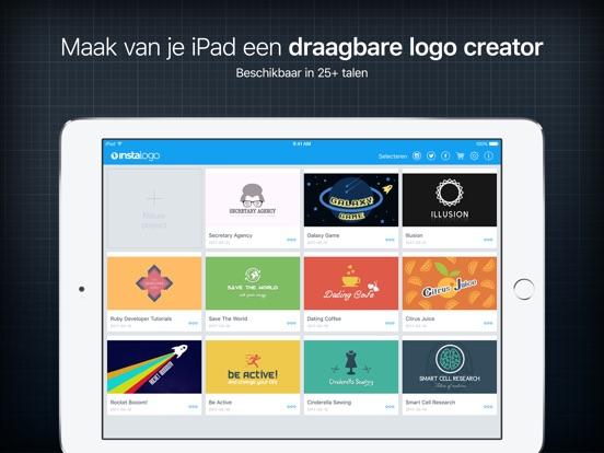 instalogo logo creator  u0026 maker