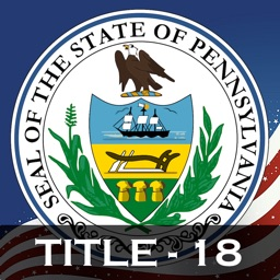 PA Crimes & Offenses Title 18