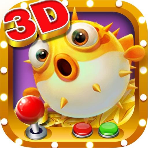 捕鱼手机游戏厅-捕鱼大师的欢乐猎鱼游戏
