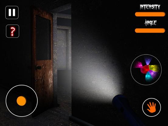 Страшный дом ужасов Момо на iPad