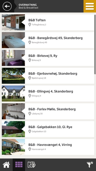 VisitSkanderborg screenshot two