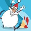 活躍!塗り絵の本 クリスマスの子供のための