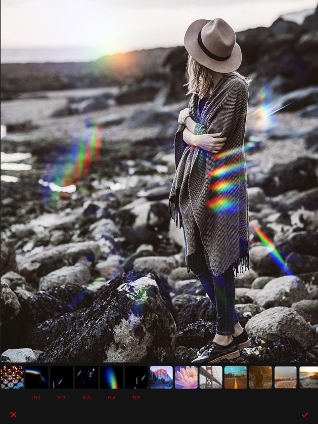 Rainbow Cam - Analog Natural Screenshot