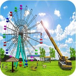 Family Playground Park Builder