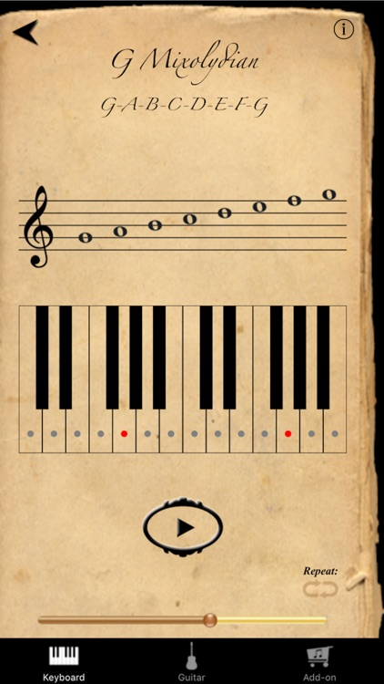 Scales & Modes screenshot-2