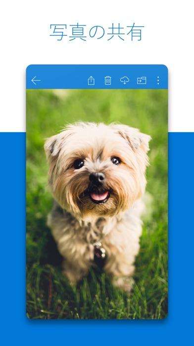 Microsoft OneDriveスクリーンショット
