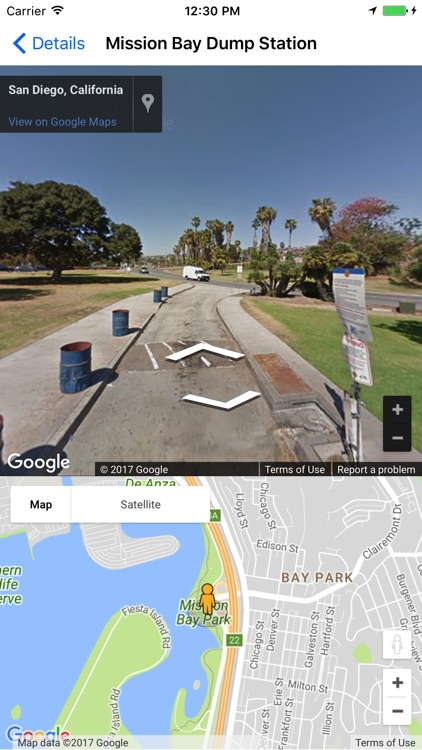 RV Dump Stations screenshot-3