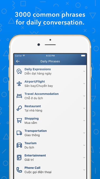 English Vietnamese Dictionary - Tu Dien Anh Viet screenshot-4