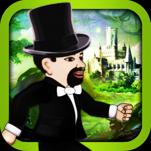 Oz Run : Great Powerful Jump iOS App