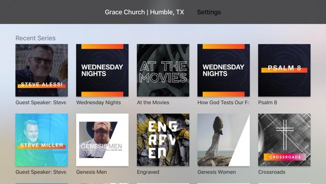 Grace Church | Houston, TX on the App Store
