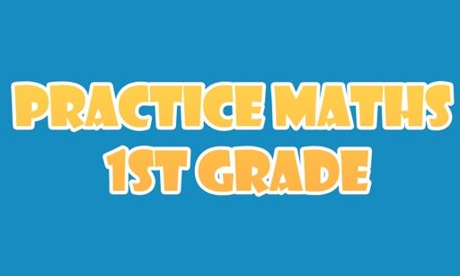Practice Maths 1st Grade icon