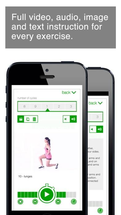 7 Minute Workout Challenge app image