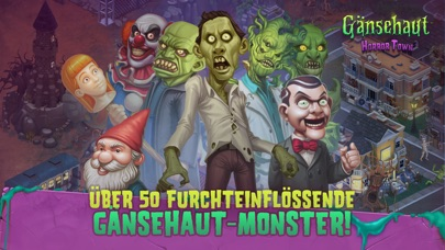 Screenshot 1 Gänsehaut HorrorTown
