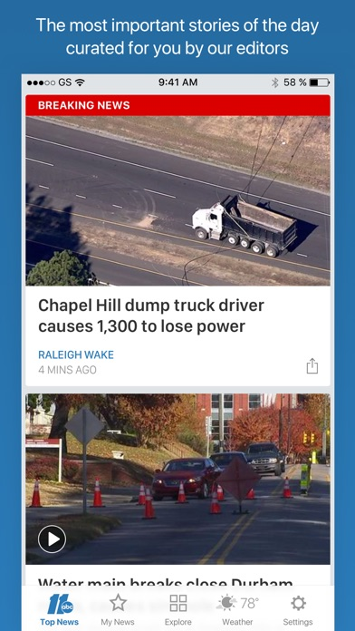 Abc11 Raleigh Durham review screenshots