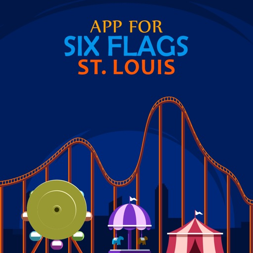 App for Six Flags St. Louis