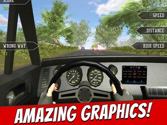 Traffic Driver Car Pro screenshot 5