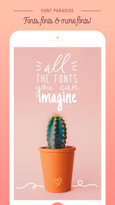 Typic 2: Fonts & Text on Photo screenshot 2