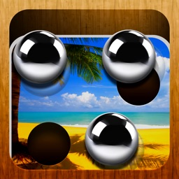 3 Angry Balls - The Best Skill Game  -