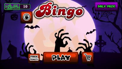 Zombie Bingo -  Play Casino screenshot two