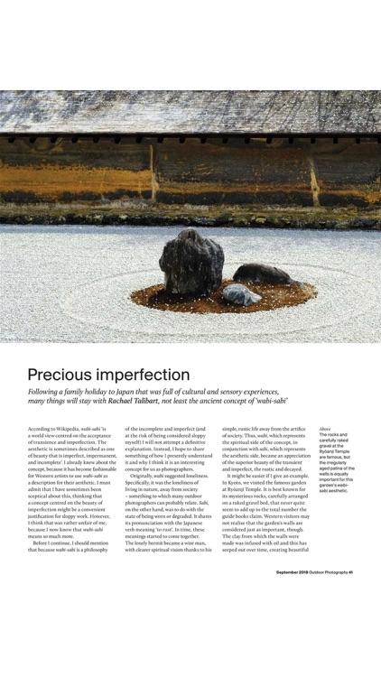 Outdoor Photography Magazine screenshot-4