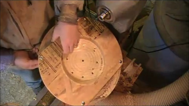 Watch And Learn - Woodturning Techniques
